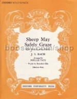Sheep May Safely Graze (key: G)