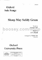 Sheep May Safely Graze (key: Bb)