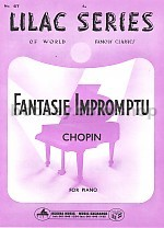 Fantasie Impromptu (Lilac series vol.067)