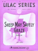Sheep May Safely Graze (Lilac series vol.068)