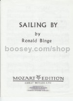 Sailing By Piano Solo