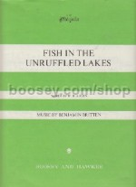 Fish In Unruffled Lakes - high voice & piano