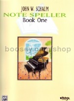 Note Speller Book 1