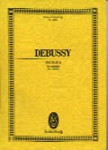 Images No2 Iberia (Eulenburg Miniature Scores)