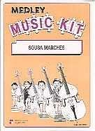 Medley Music Kit 302 Sousa Marches