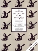 Variety Of Guitar Music Book 1