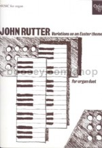 Variations On An Easter Theme (organ)