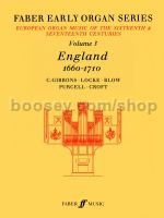 Faber Early Organ Series Vol.3: England 1660-1710