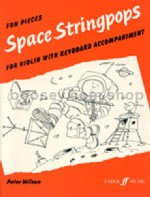 Space Stringpops (Violin & Piano)
