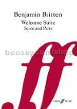 Welcome Suite (Score & Parts)