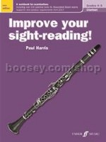 Improve your sight-reading! Clarinet Grades 4-5 (New Edition)