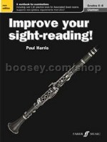 Improve your sight-reading! Clarinet Grades 6-8 (New Edition)