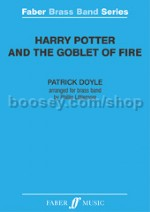 Harry Potter & The Goblet Of Fire (Brass Band Set)
