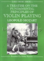 Treatise in the Fundamental Principles of Violin Playing