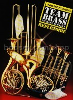 Team Brass: Repertoire Book Brass Band Instruments