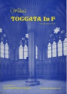 Toccata In F From Symphony No.5 piano