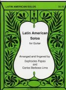 Latin American Solos For Guitar Papas/Barbosa-Lima