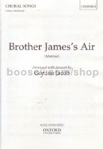 Brother James Air Unison voices with descant Ocs 166