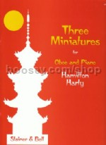 Three Miniatures for oboe and piano