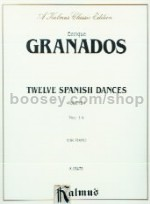 12 Spanish Dances vol.1 Piano