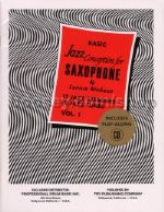 Basic Jazz Conception for Saxophone, Vol. 1 (+ CD)