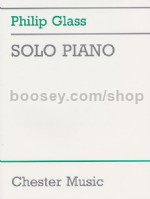 Solo Piano (inc. Metamorphoses One to Five)