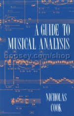 Guide to Musical Analysis Paperback