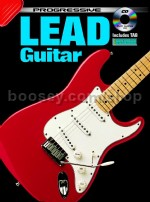 Progressive Lead Guitar (Book And CD)