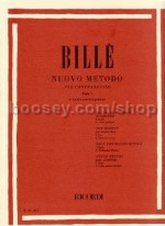 Bille New Method For Double Bass vol.1