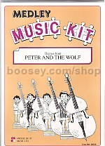Peter & The Wolf Op 67 - Themes (for classroom ensemble)