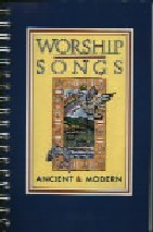 Worship Songs Ancient & Modern Full Music & Words