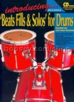 Introducing Beats Fills & Solos (Book & CD)