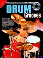 Progressive Drum Grooves (Book & CD)