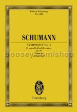 Symphony No.3 in Eb Major Op. 97 (Miniature Score)