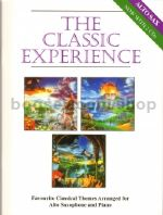 The Classic Experience for Alto Saxophone (+ 2 CDs)