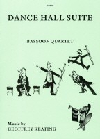 Dance Hall Suite Bassoon Quartet