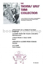 Thomas Wyss Tuba Collection (Eb Treble Clef Edition)