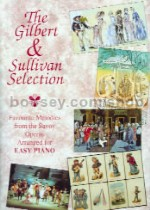 Gilbert And Sullivan Selection