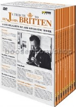 Tribute to Benjamin Britten (A) (PAL/ NTSC) (Arthaus DVD)