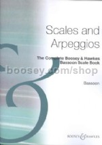 Complete B&H Bassoon Scale Book