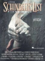 Schindler's List - Piano Solos Album