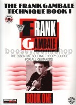 Frank Gambale Technique 1 (Book & CD)