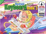 Progressive Keyboard Young Beginner 3 (Book & CD)