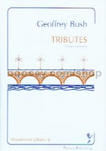 Tributes - 5 Respectful Pieces for Clarinet & Piano