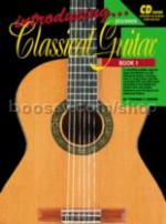 Introducing Classical Guitar 1 (Book & CD)