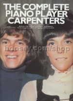 Complete Piano Player Carpenters