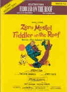 Selections from Fiddler on the Roof - tenor saxophone