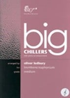 Big Chillers for Trombone (treble clef)