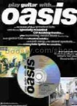 Play Guitar With Oasis (Book & CD)
