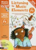 Listening Music Elements (Book & CD) 7 Plus